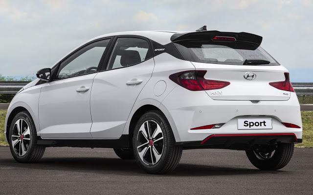 Disparada do HB20 coloca Hyundai na liderança no Brasil