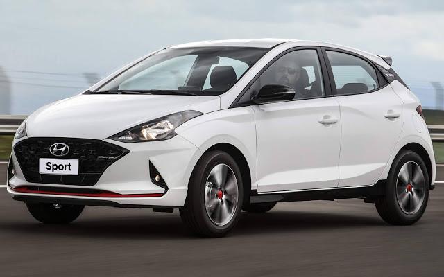Hyundai voltará a produzir carros no Brasil dia 27 de abril