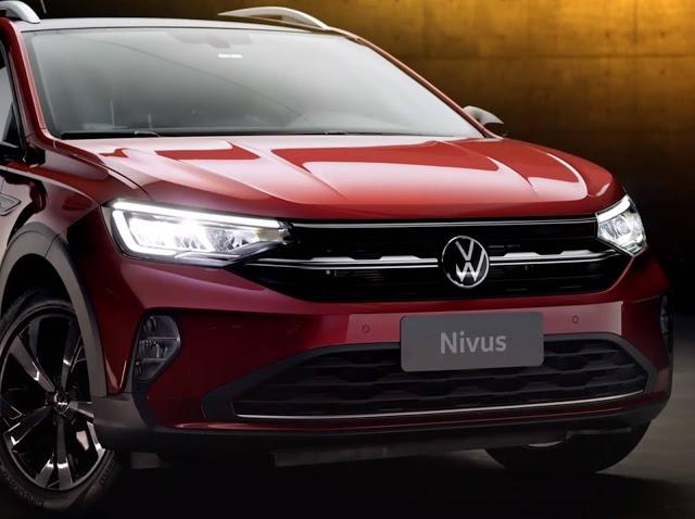 Volkswagen Nivus: pré-venda será aberta nos próximo dias