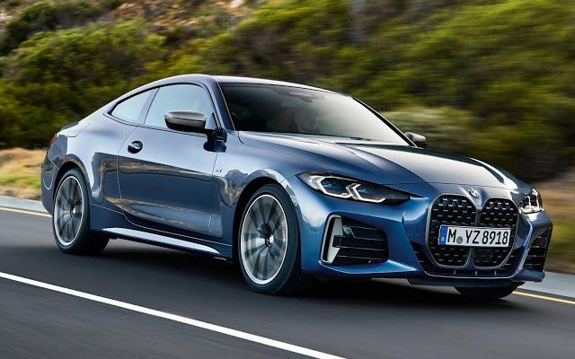 Novo BMW Série 4 Coupé chega para enfrentar o Audi A5