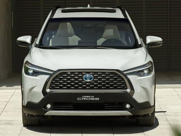 Toyota Corolla Cross Special Edition relançado para comemorar vendas