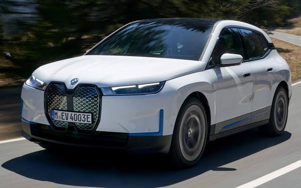 BMW tem lucro de € 7,6 bilhões no primeiro semestre de 2021